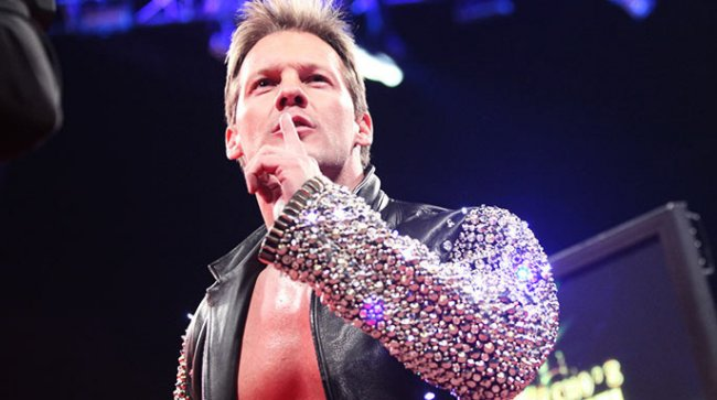 Chris Jericho 2015 Chris Jericho is Advertised