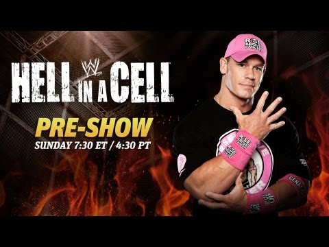 Hell In A Cell Live Results 2012