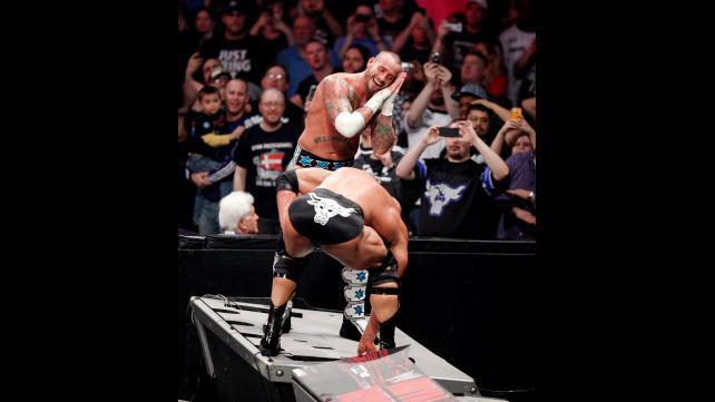 CM Punk's 434 DayRide