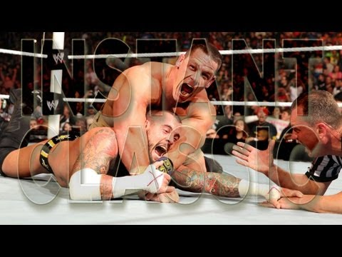 FULL MATCH: John Cena vs. CM Punk  Raw, Feb. 25, 2013 | DTRT Wrestling Match of The Year Candidate