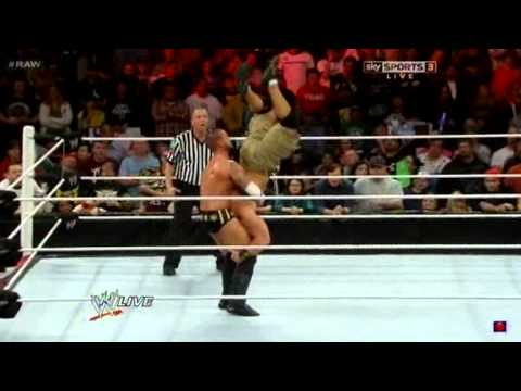 Vince McMahon Furious  With Cena & Punk Over Piledriver on Raw
