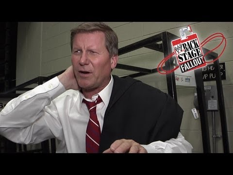"""WWE Smackdown 3/29/13 Backstage Fallout: Kaitlyn's """"Redemption"""" John Laurinaitis andmore"""