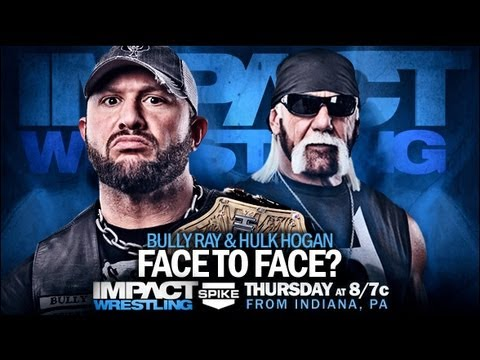Preview For Tonight's Impact Wrestling 4/25/13