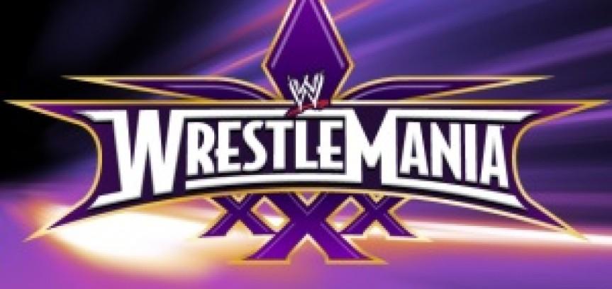 WrestleMania XXX Match Moved ToPre-Show