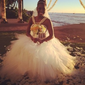 Naomi wedding