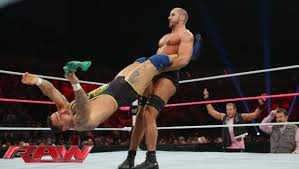 Name Change For Antonio Cesaro Wrestlingnewsblogcom