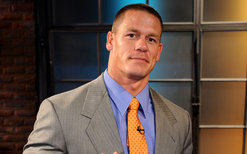 John Cena Reportedly Sued By Ford