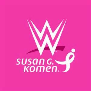 WWE & Susan G. Komen