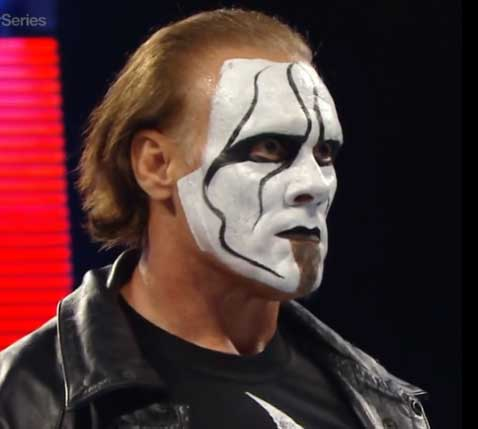 Sting Addressed The WWE Universe After RAW
