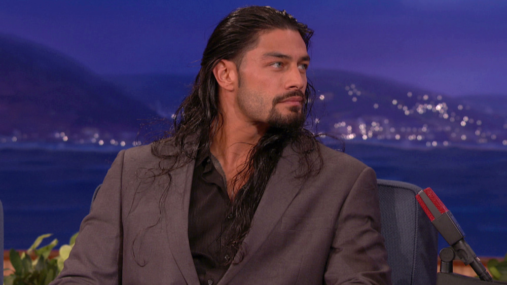 WWE Roman Reigns Conan