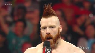 Sheamus Returns
