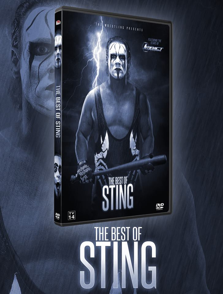 The Best Of Sting - TNA
