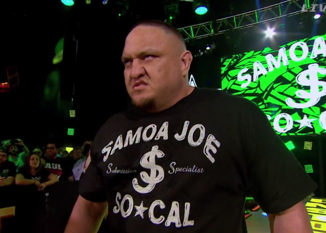 Samoa Joe Headed To WWE Main Roster, Plans For Sami Zayn & Finn Balor