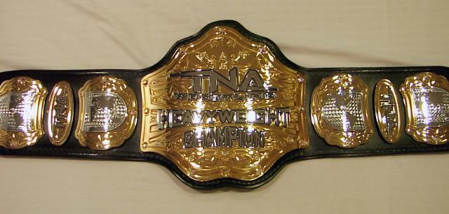 Magazine No Longer Recognizing TNA WorldTitle