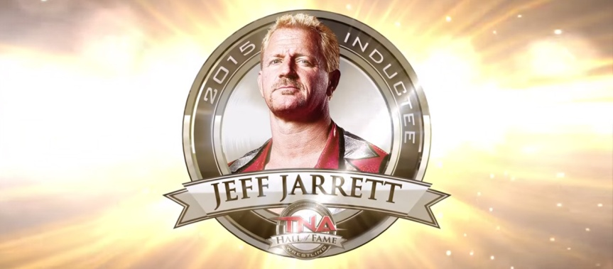 Jeff Jarrett's TNA Hall Of Fame Induction (video)