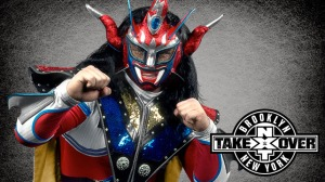 Jushin Thunder Liger - NXT TakeOver Brooklyn