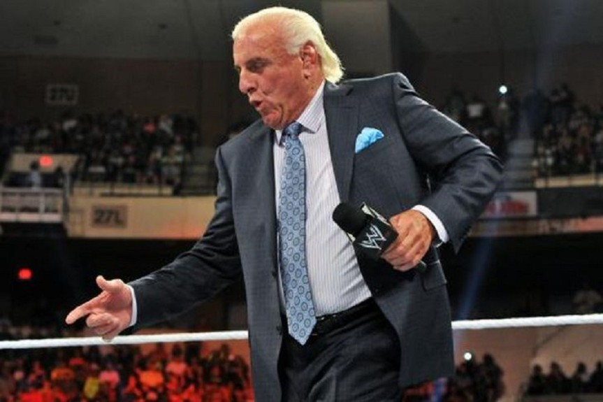 Ric Flair Statue Being Made In His Honor For WrestleMania 33Axxess