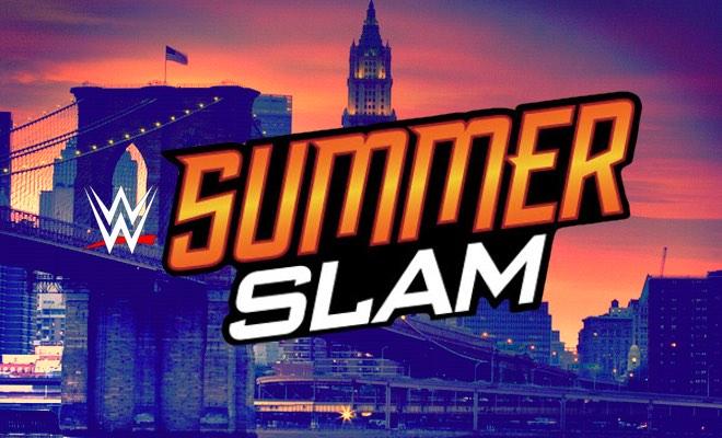 WWE SummerSlam 8/20/17