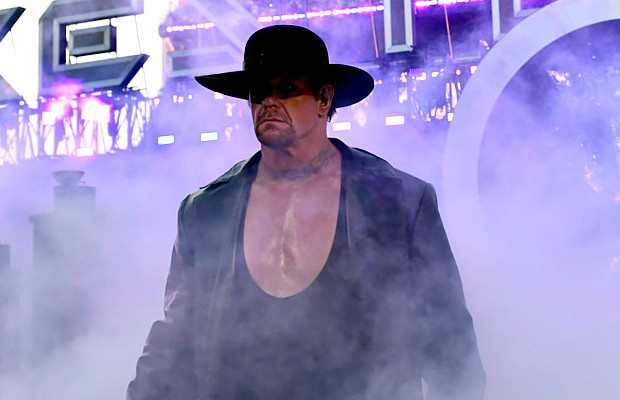 Undertaker Returning This Month For 900th Episode OfSmackDown
