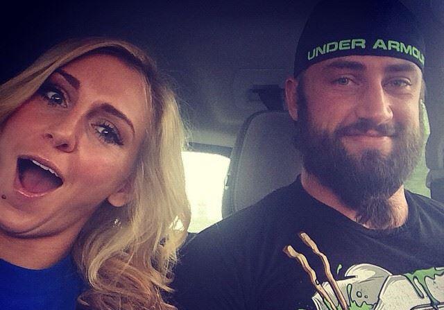TNA Star & Husband To WWE Diva Charlotte Arrested &Suspended