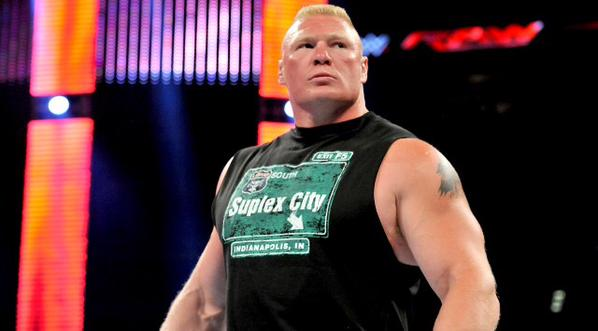 Brock Lesnar Returning For WWE Draft