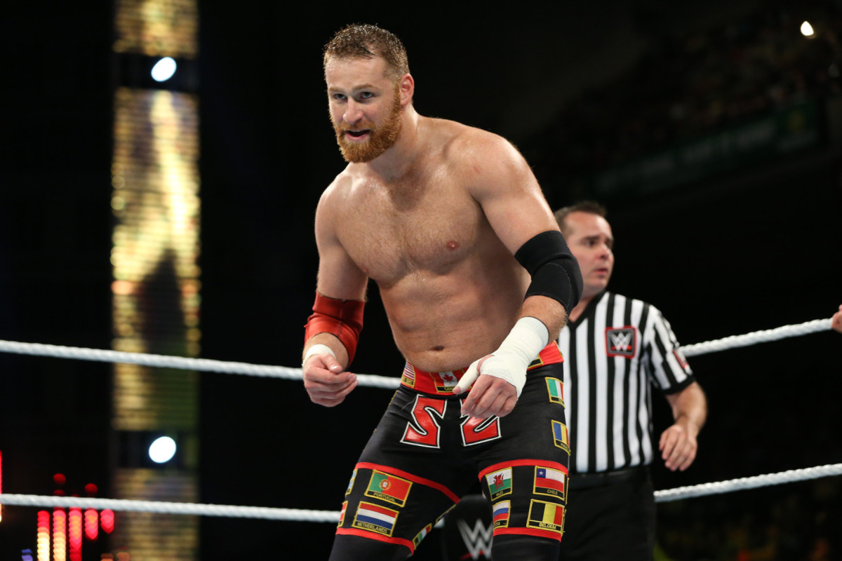 Is Ready Action Zayn – Wrestling To NXT In To  Return Sami