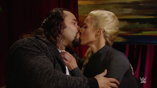 Rusev And Lana Getting Married Today (Photos)