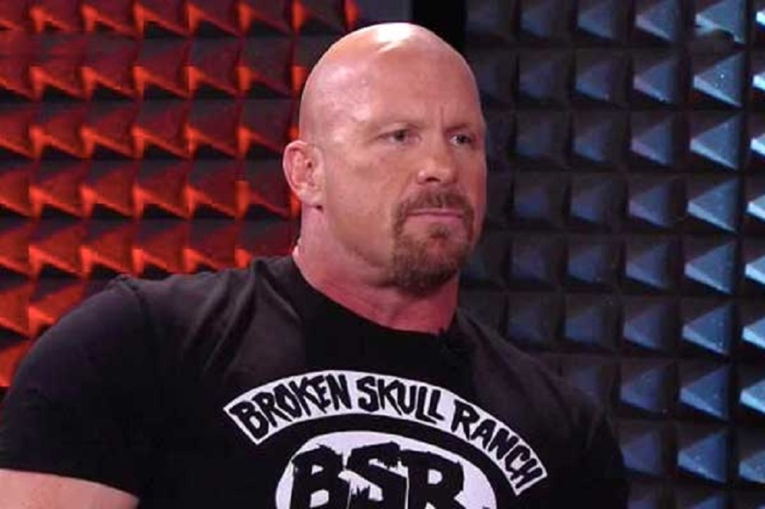 Steve Austin Comments on the Sexy Star/Rosemary Incident