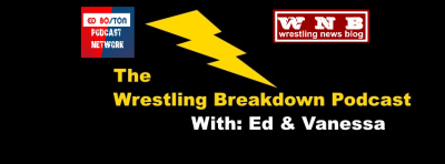 Listen To The Wrestling Breakdown Podcast