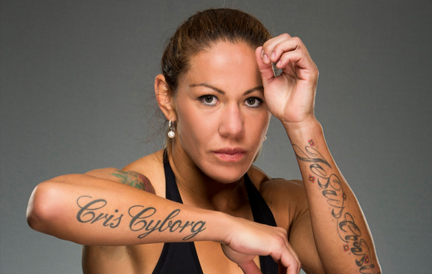Cris Cyborg Speaks Out On Ronda Rousey,Weight-Cut;
