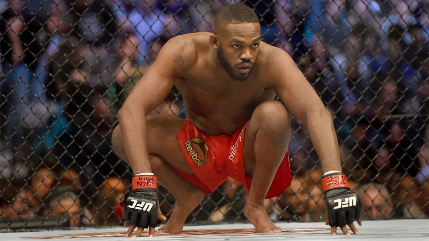 Jon Jones On Possibly Appearing At WWE SummerSlam