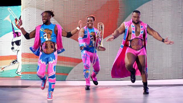 The New Day Returning To WWE TVTuesday
