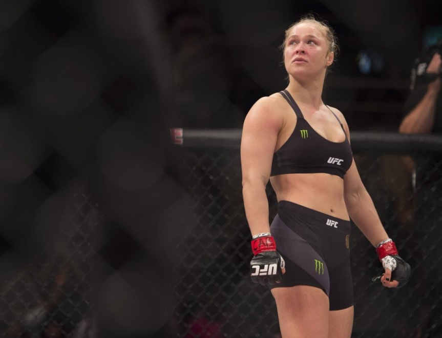 Ronda Rousey Working With New Trainer, Fueling Speculation Of UFCReturn