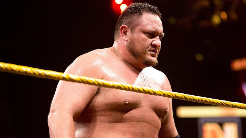 Samoa Joe Makes History With WWE NXT Title Win