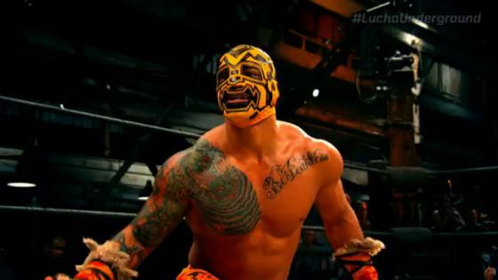 Lucha Underground Possible Recasting PrincePuma