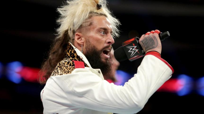 News About Enzo's Condition After Suffering A Concussion AtPayback