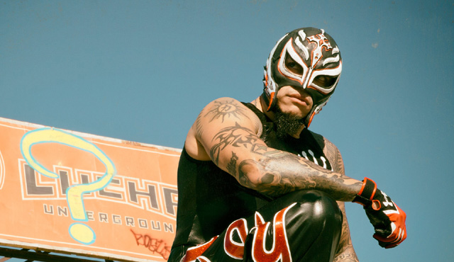 Backstage Updates On Rey Mysterio, What GFW Had Planned For Him, Recent Injury, Training His Son