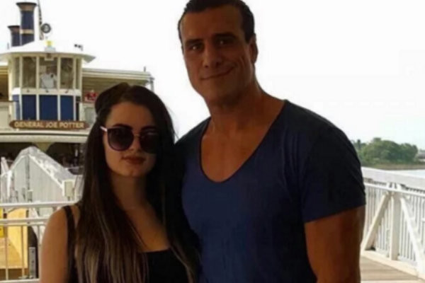 Paige And Alberto Del Rio Getting Married Soon