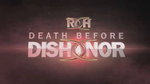 ROH Death Before Dishonor XV 9/22/17