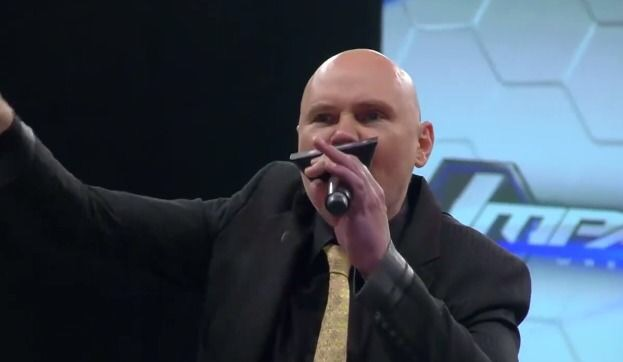 TNA President Billy Corgan Appeared On ESPN Radio's The Dan Le Batard Show – Talks TNA Situation