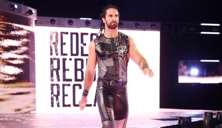 Seth Rollins Appears At NXT TakeOver: San Antonio And Calls Out TripleH