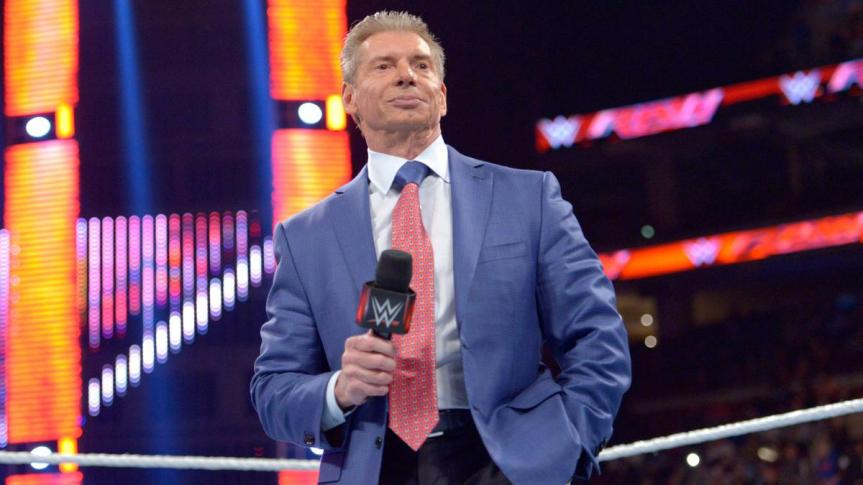 WWE On Vince McMahon's SmackDownReturn