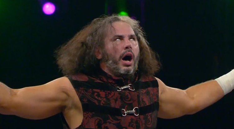 Broken Matt Hardy Files Trademark For His Name