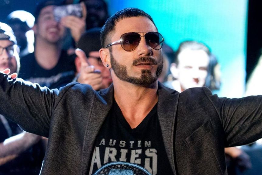 Austin Aries Doing Commentary For 205 Live While Out WithInjury