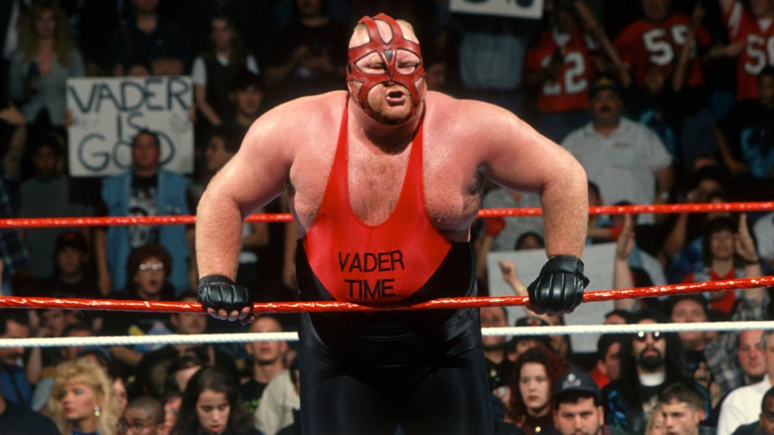 Vader Sends Out Sad Tweet About His Health