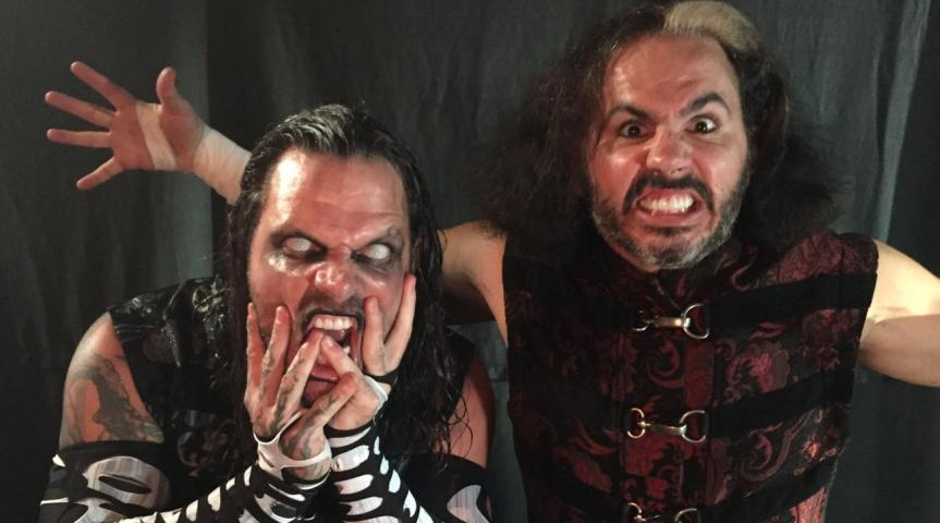 The Hardy Boyz And Impact Wrestling Agree To Terms Over Use Of The Broken Universe