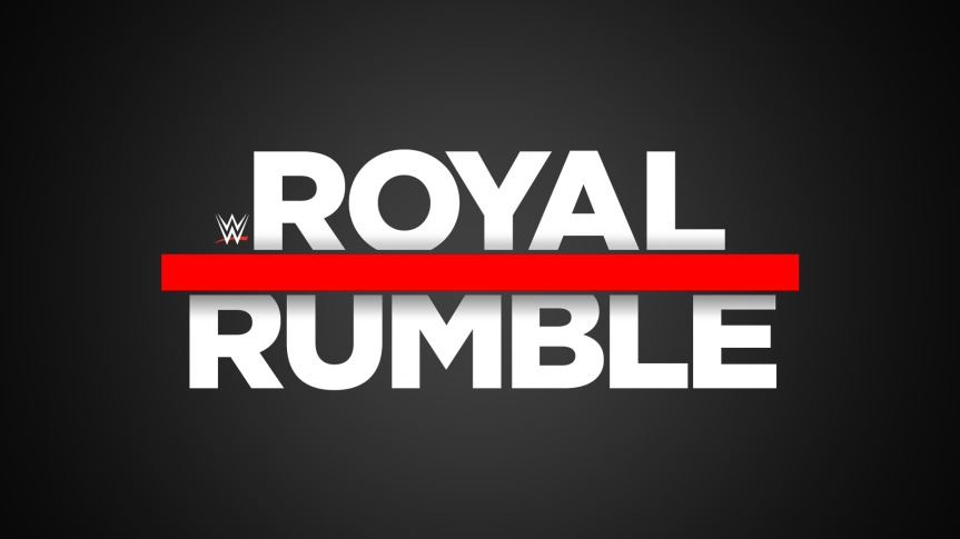 WWE Royal Rumble 1/29/17