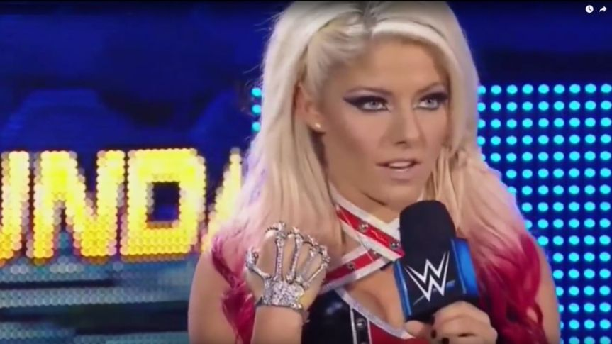 WWE Not Happy With AlexaBliss?