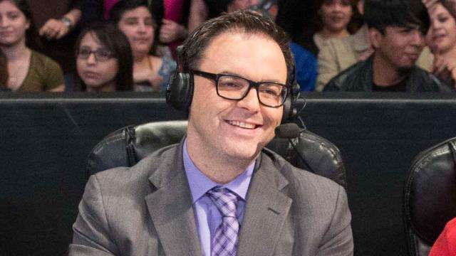 Mauro Ranallo Announces He's Returning To WWE NXT