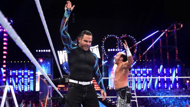 WWE And GFW Assigned Trademark Attorneys For Matt And Jeff Hardy